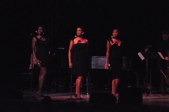 Marva Hicks, Vanessa A. Jones and Ramona Keller