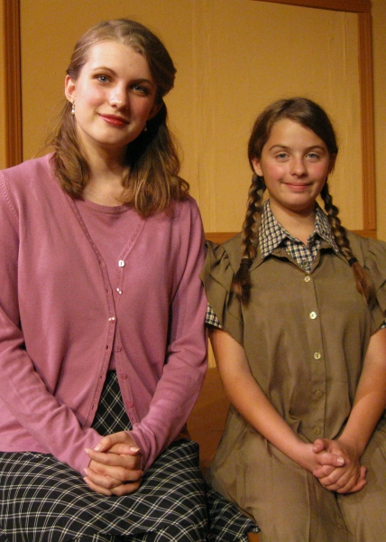 Laurel Andersen and Francesca Farina