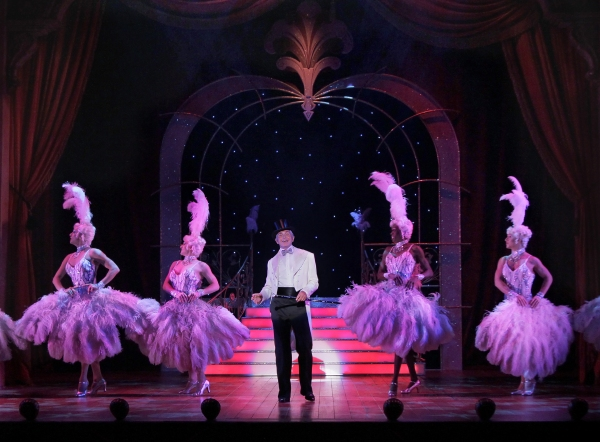 Photo Flash: First Look at Christopher Sieber, George Hamilton in LA CAGE AUX FOLLES Tour