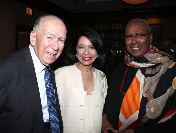 Marvin Leffler & Dr. Joyce F. Brown & Judith Jamison