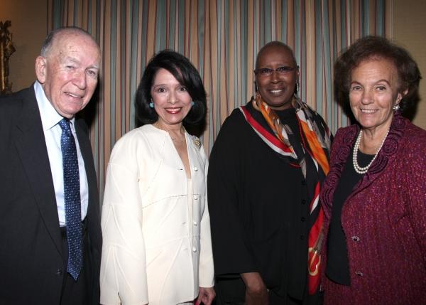 Marvin Leffler & Dr. Joyce F. Brown & Judith Jamison & Charlotte Frank