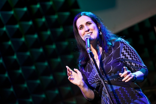 Photo Coverage: Lazar, Case & More in LIVING FOR TODAY Benefit at Joe's Pub