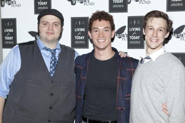 Daniel Everage, Amos Wolff and Jason Michael Snow
