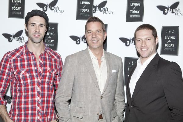 Christopher Johnstone, Steven Reineke and Victor Wisehart
