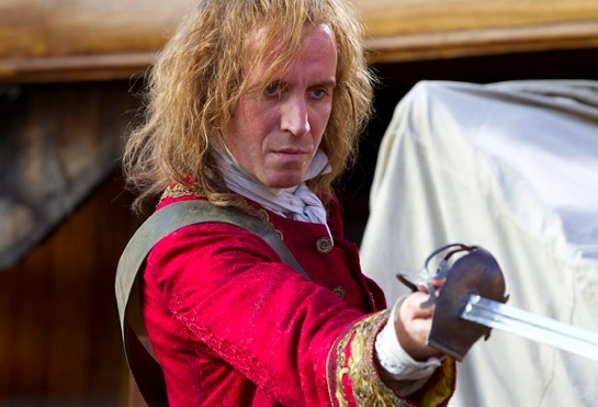 Rhys Ifans at Sneak Peak - Syfy's Miniseries NEVERLAND Airing 12/4 & 5