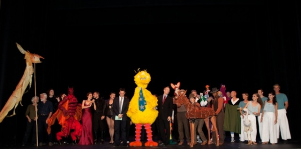 Photo Flash: John Tartaglia, et al. at PUPPET PALOOZA