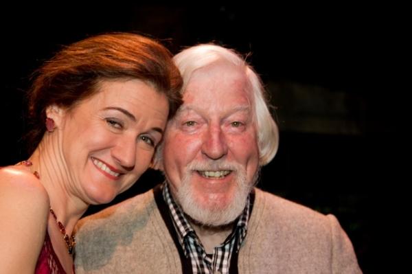Cheryl Henson & Caroll Spinney
