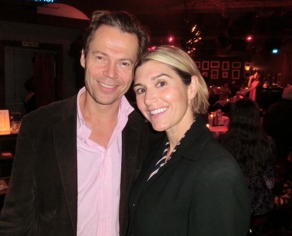 Photo Flash: Jim Caruso's Cast Party At Birdland