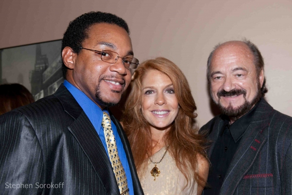 Michael Clark, Kelly Clinton, Bill Fayne at BWW Reviews: Kelly Clinton Plays the Metropolitan Room