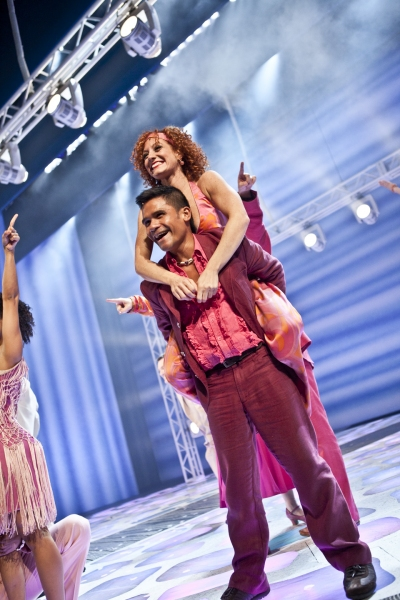 Photo Coverage: Happy 10th Broadway Birthday MAMMA MIA!