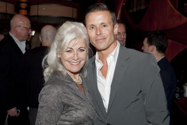 Louise Pitre and Joe Machota