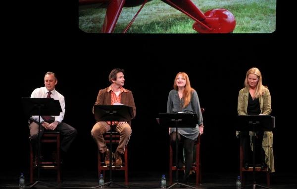 David Aaron Baker, Dan Futterman, Lauren Ambrose, Joan Allen