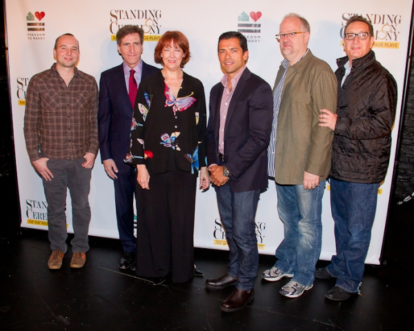 Photos: Meet the Cast of STANDING ON CEREMONY!