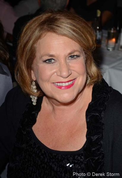 Sandi Patty at Jim Caruso's Cast Party At Birdland Part II