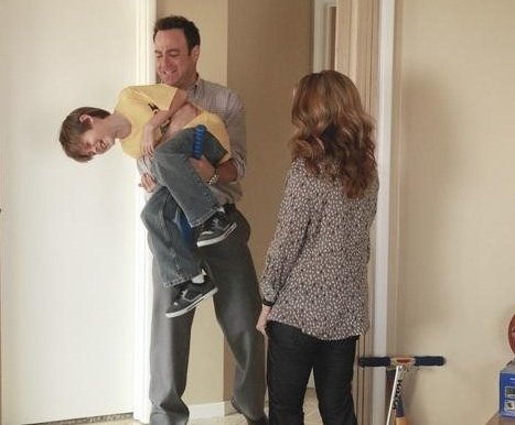 Griffin Gluck, Paul Adelstein & A J Langer at Sneak Peak- Painful Tragedy on Upcoming PRIVATE PRACTICE, 11/3