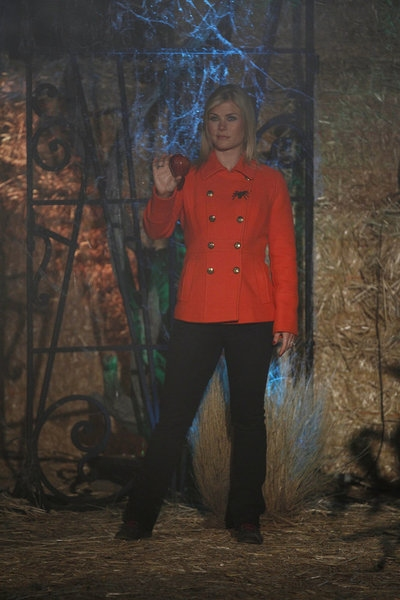 Alison Sweeney at NBC's BIGGEST LOSER Upcoming HALLOWEEN EPISODE