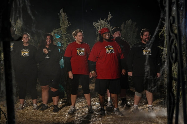 The Biggest Loser contestants