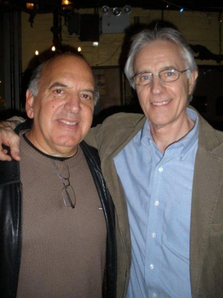 Composer Martin Silvestri & Lyricist Joel Higgins Photo