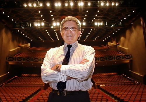 Theatrical Legend ZEV BUFFMAN Appointed President & CEO Of Ruth Eckerd Hall