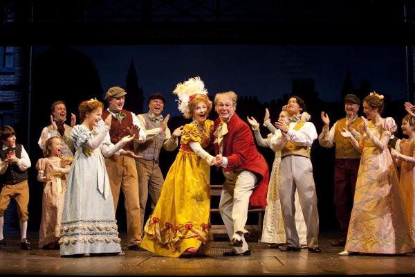 Photo Flash: Ford's Theatre Presents A Christmas Carol