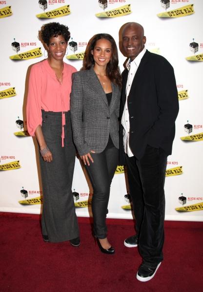 Lydia R. Diamond, Alicia Keys, Kenny Leon