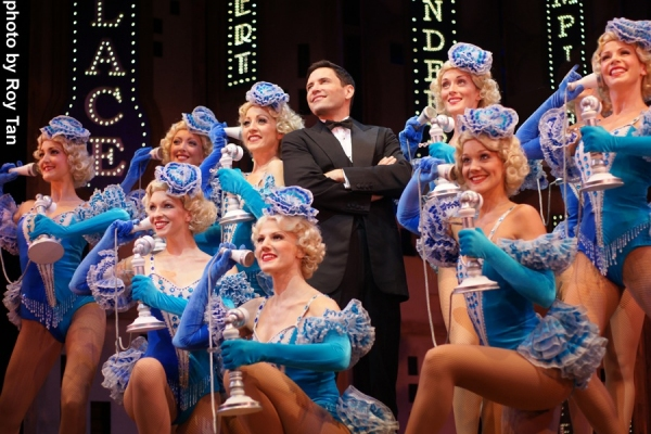 Photo Flash: CRAZY FOR YOU Opens at the Novello Theatre