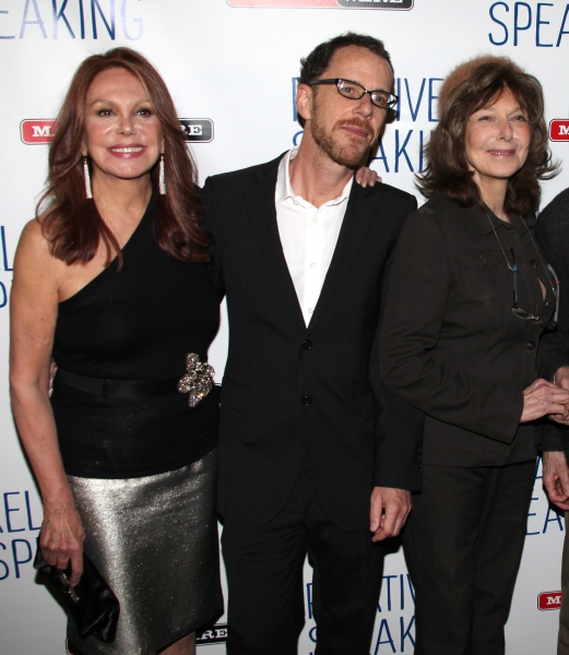 Marlo Thomas, Ethan Coen, Elaine May