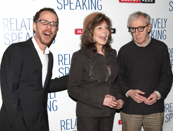 Ethan Coen & Elaine May & Woody Allen
