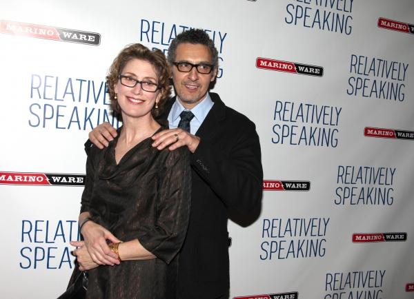 Katherine Borowitz & John Turturro