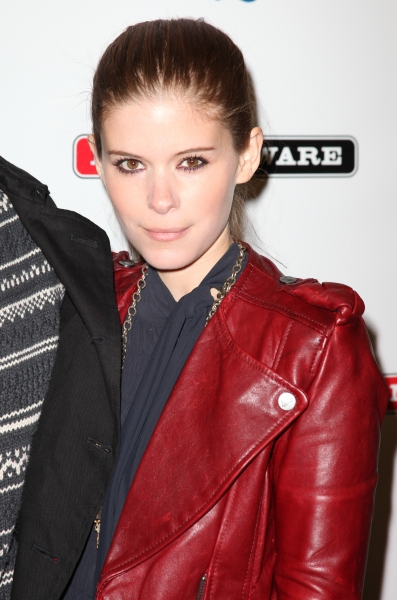 Kate Mara at RELATIVELY SPEAKING Opening Night Curtain Call!