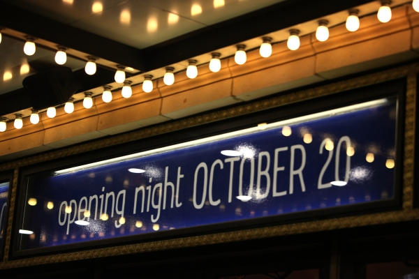 Photo Coverage Relatively Speaking Opening Night Curtain