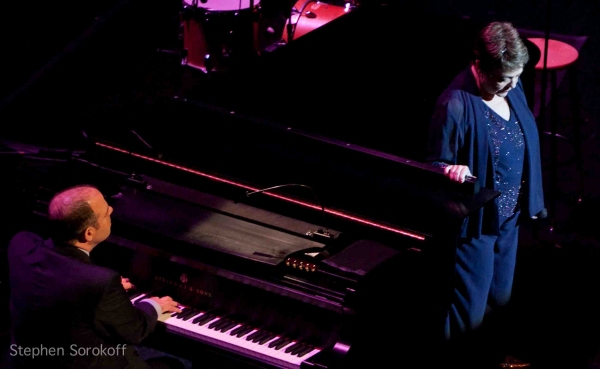Bill Charlap & Sandy Stewart at BWW Reviews: 22nd New York Cabaret Convention Opening Night