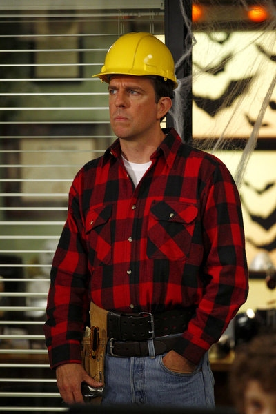 Ed Helms  at NBC's THE OFFICE Get Spooked This Halloween!