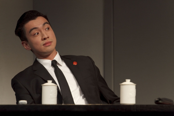 Photo Flash: First Look at CHINGLISH on Broadway!