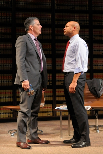Photo Flash: RACE Makes Its West Coast Premiere at A.C.T.
