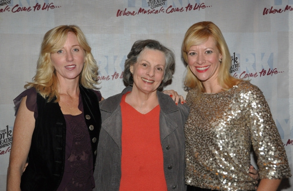 Anastasia Barzee, Dana Ivey and Jennifer Hughes