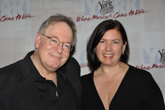 Bob Goldstone and Karen Carpenter