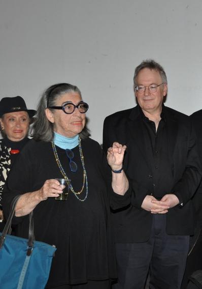 Mira J. Spektor and Bob Goldstone Photo