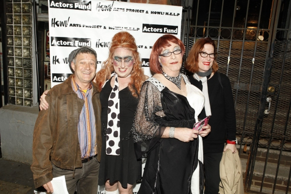 Photo Flash: Bond & Reno Visit Theatre 80 for VICE PALACE: THE LAST COCKETTES MUSICAL