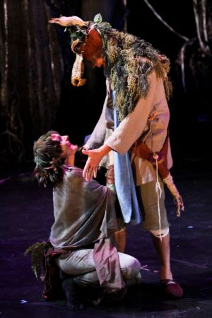 BWW Reviews: A MIDSUMMER NIGHT'S DREAM from Seattle Shakespeare Company