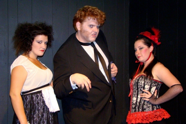 NOW PLAYING:  The 73rd Ave Theatre Co. presents THE ROCKY HORROR SHOW thru 10/30