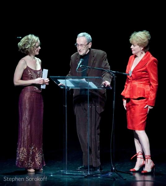 Nancy Anderson, Geoffrey Johnson, KT Sullivan