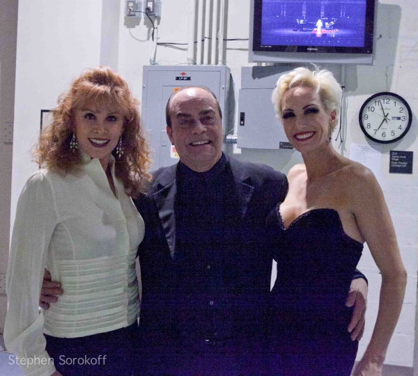 Stefanie Powers, Rick Meadows, Amra Faye Wright