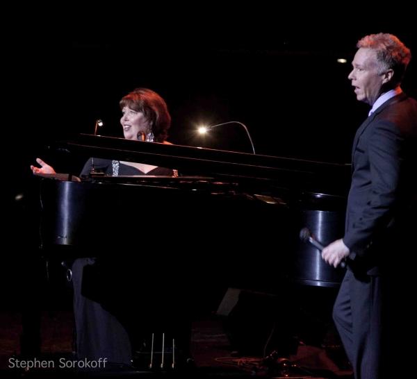 Beckie Menzie & tom Michael