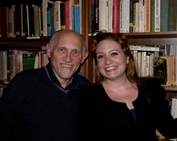 Armin Shimerman, Etta Devine  at Antaeus Presents PEACE IN OUR TIME