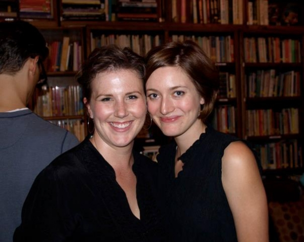 Kendra Chell and Zoe Perry.