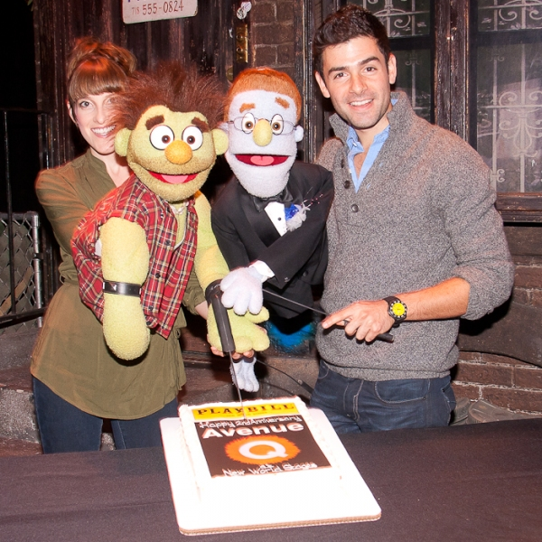 Lexy Fridell and Adam Kantor
