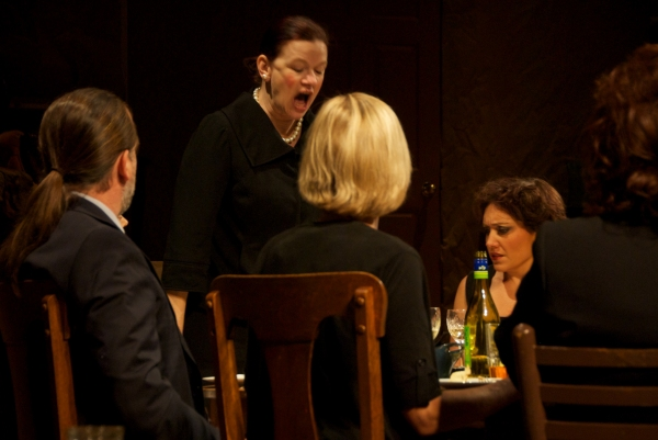 Photo Flash: Trustus Theatre Presents AUGUST: OSAGE COUNTY