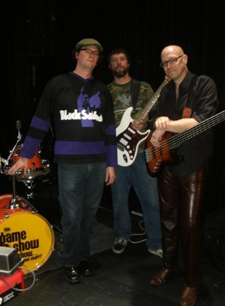 John Mallony, Jason Mlodzinky, and Paul Foster
