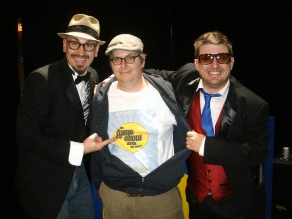 James Anthony Zoccoli, Noah Simon and Anderson Lawfer Photo